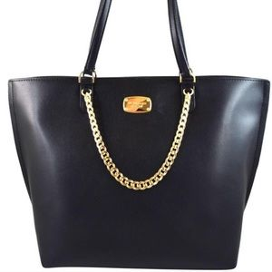 🆕Michael Kors 🆕JANINE MD Leather Tote